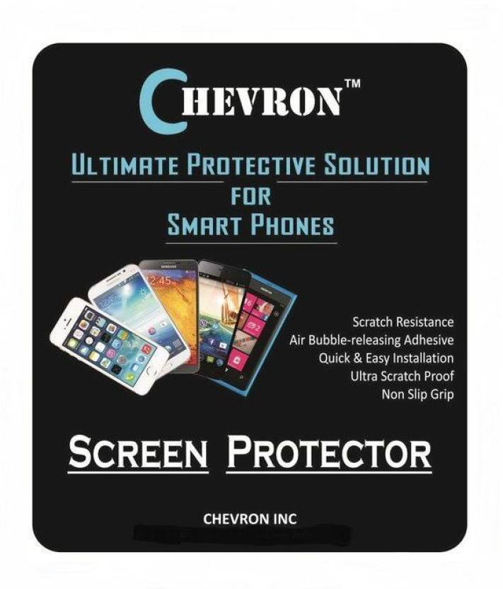 Chevron Tempered Glass Guard for Lenovo K3 Note(Pack of 1)