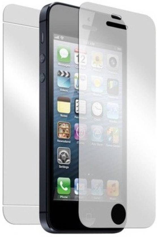 quality design 37753 648e0 Gorilla Armour Front and Back Tempered Glass for Apple iPhone 5, Apple  iPhone 5s, Apple iPhone SE