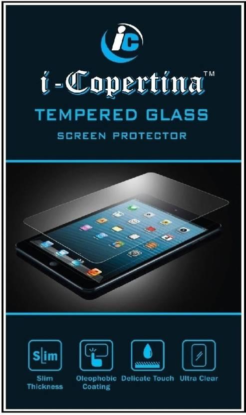 iCopertina Tempered Glass Guard for Motorola Moto G5 Plus