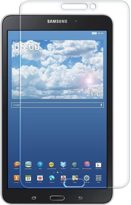 S Softline Tempered Glass Guard for Samsung Galaxy Tab 4 T230