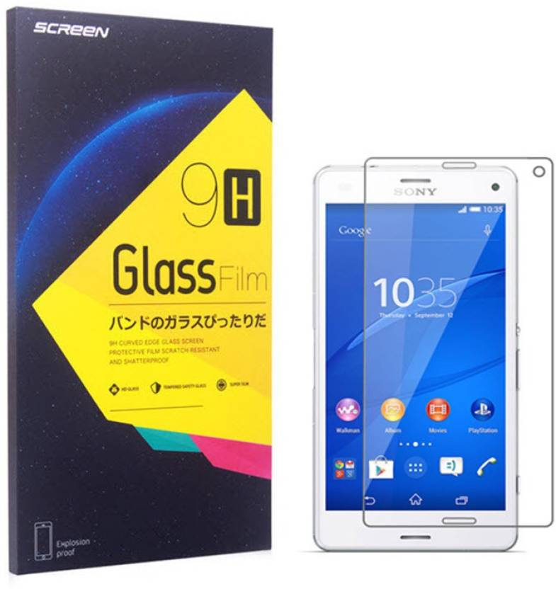 Aspir Tempered Glass Guard for Sony Xperia M Dual Pack of 1