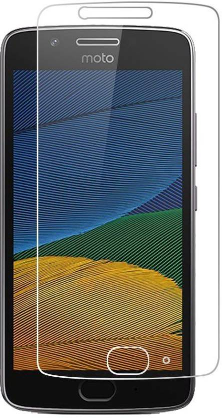 S-Softline Tempered Glass Guard for Motorola Moto G5 Plus
