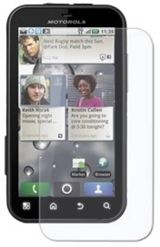 Amzer Screen Guard for Motorola Defy & Motorola Defy Plus