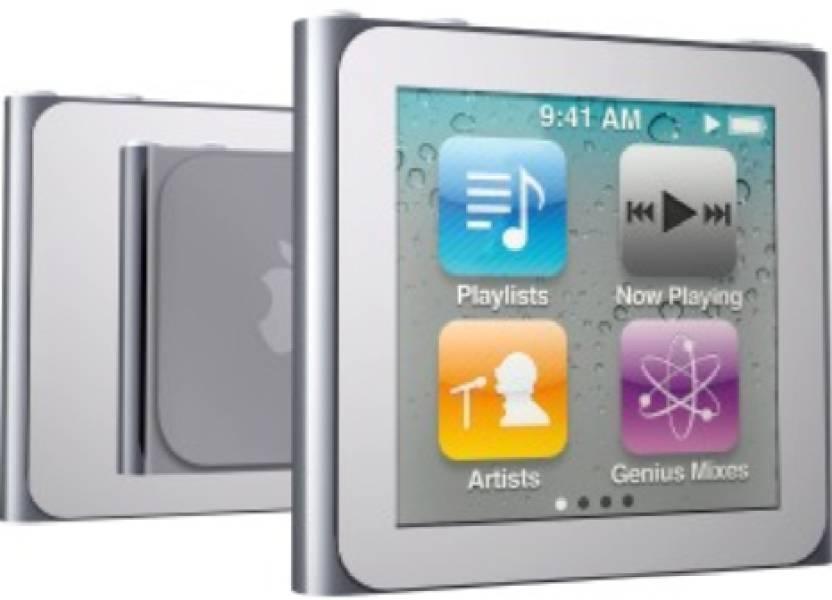 iEnhance Mirror Screen Guard for iPod Nano 6