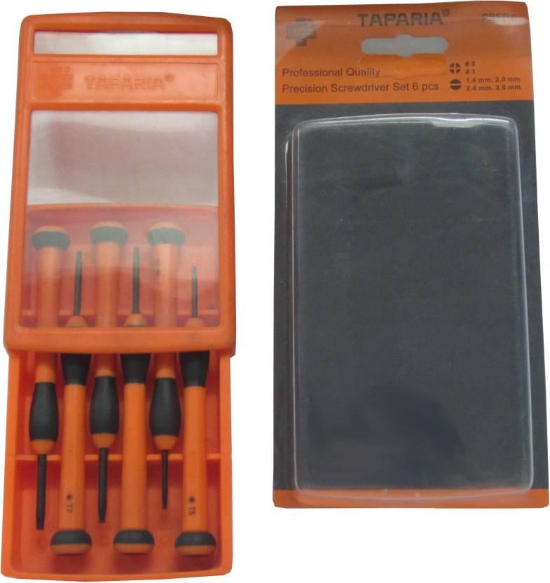 taparia impact screwdriver set price in india buy taparia impact screwdriver set online at. Black Bedroom Furniture Sets. Home Design Ideas