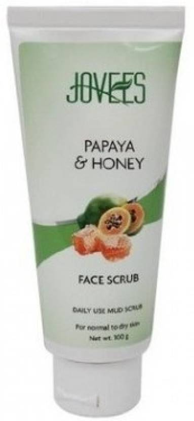 Jovees Papaya & Honey Facial  Scrub