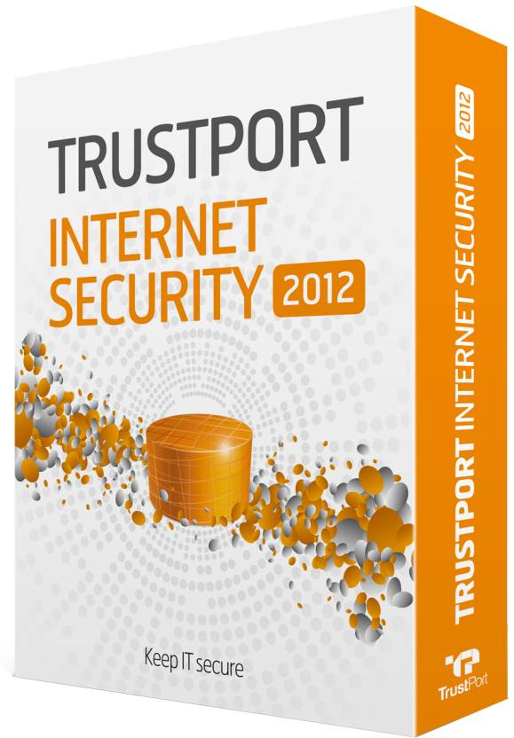 Trustport Internet Security 2012 3 PC 1 Year