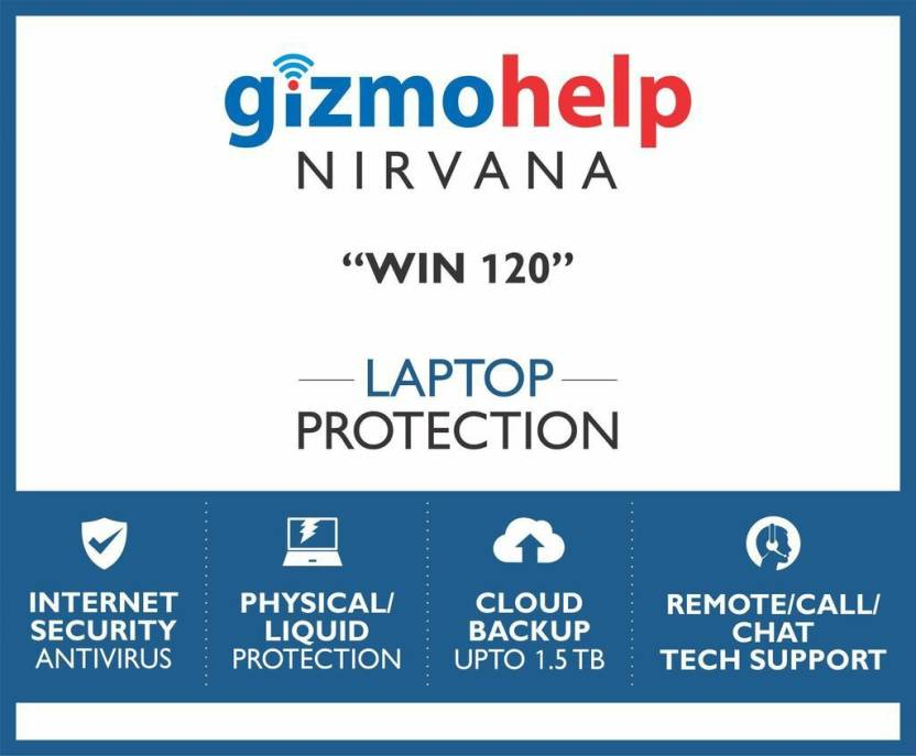 Gizmohelp Laptop Insurance for Windows with Technical