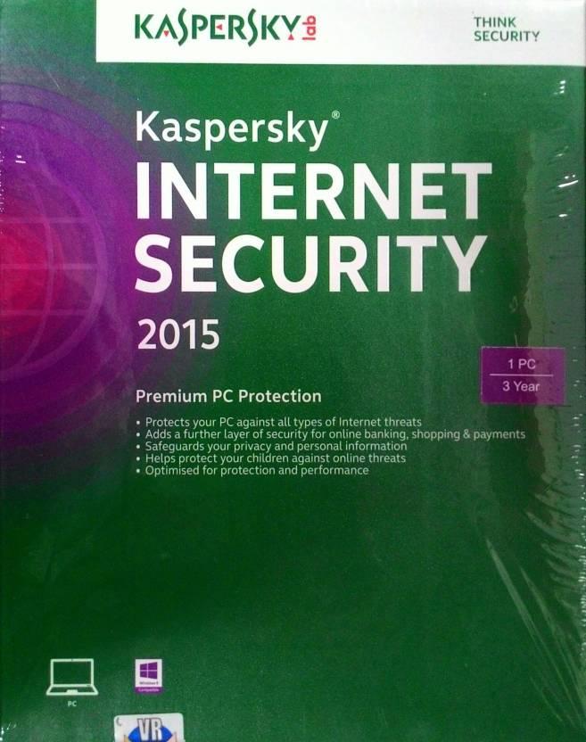 kaspersky internet security 2015 1 pc 3 year buy. Black Bedroom Furniture Sets. Home Design Ideas