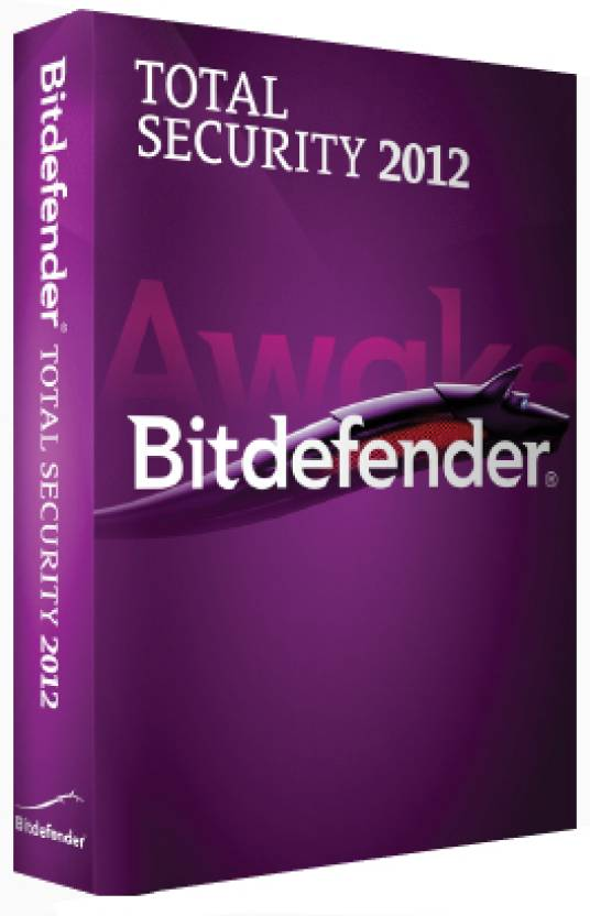 Bitdefender Total Security 2012 1 PC 1 Year