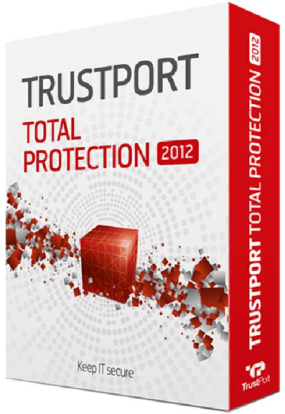Trustport Total Protection 2012 1 PC 1 Year