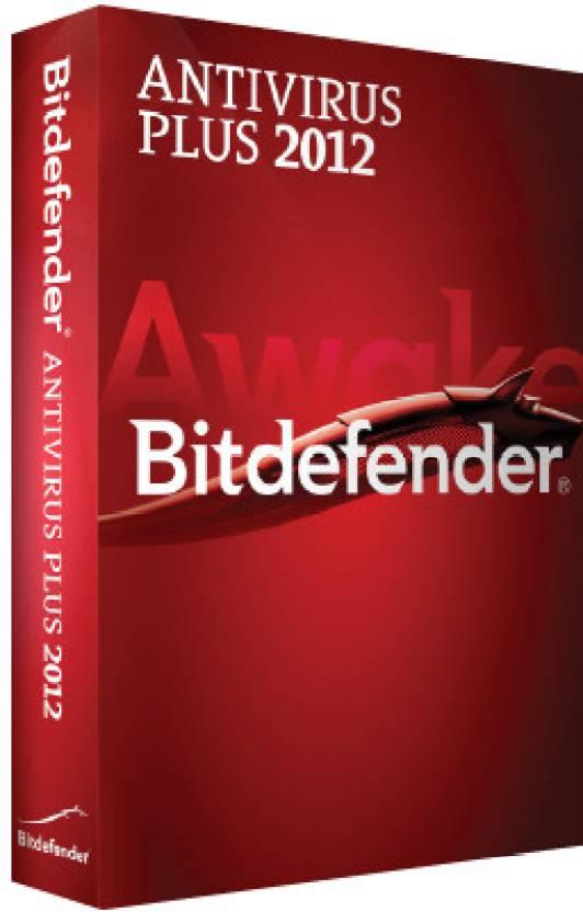 Bitdefender Antivirus Plus 2012 (1 PC 3 Year)