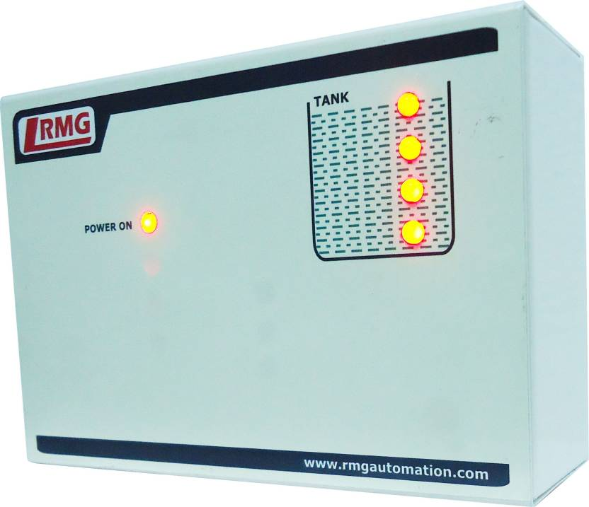 RMG Water Level Indicator With High And Low Level Alarm - Metallic ...