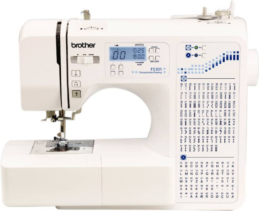 Brother FS40 Computerised Sewing Machine Price In India Buy Magnificent Brother Xr3140 Sewing Machine