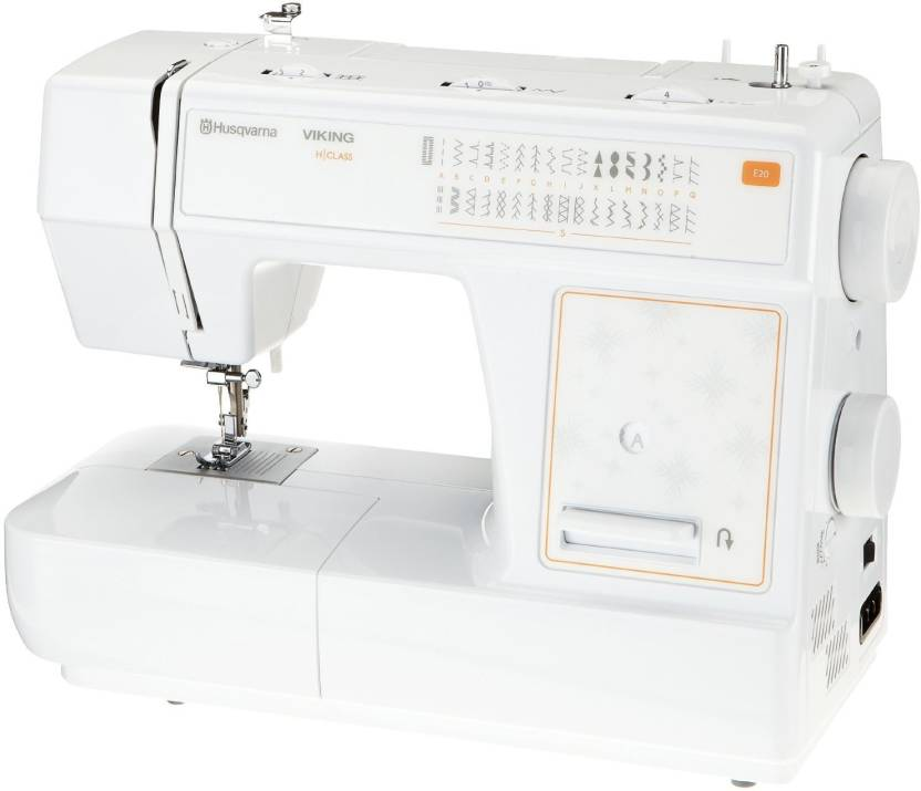 Husqvarna Viking H Class E40 Electric Sewing Machine Price In India Inspiration Husqvarna Sewing Machine Prices