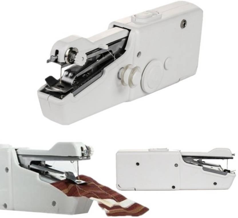 Swarish Handy Stitch Portable Handheld Manual Sewing Machine Price Gorgeous Handy Stitch Portable Sewing Machine