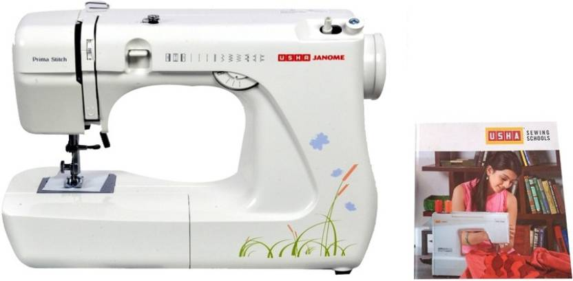 Usha Prima Stitch (Book) Electric Sewing Machine Price in India ...