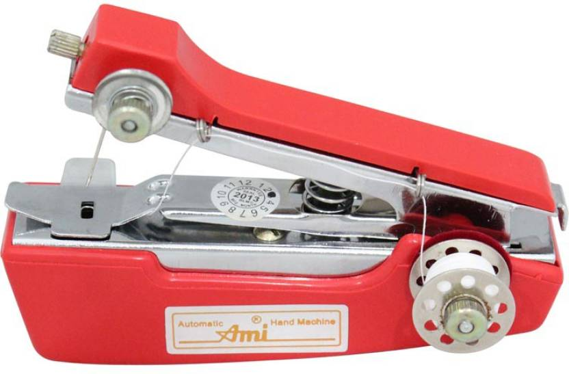 Accedre Mini Stapler Style Hand Manual Sewing Machine Price In India Delectable Usha Stapler Sewing Machine