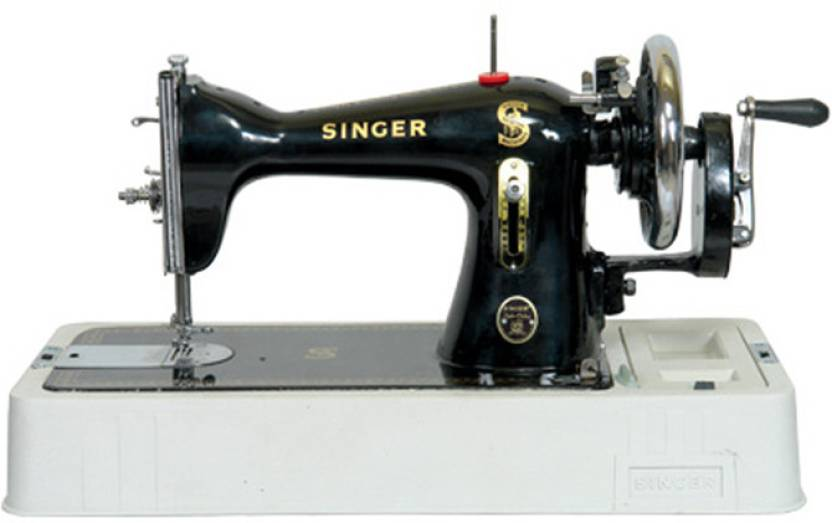 Singer Tailor Deluxe Manual Sewing Machine