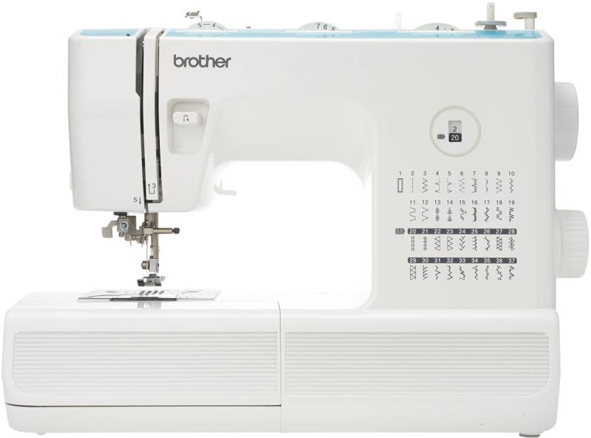 Brother XT40 Electric Sewing Machine Price In India Buy Brother Cool Brother Sewing Machines Prices