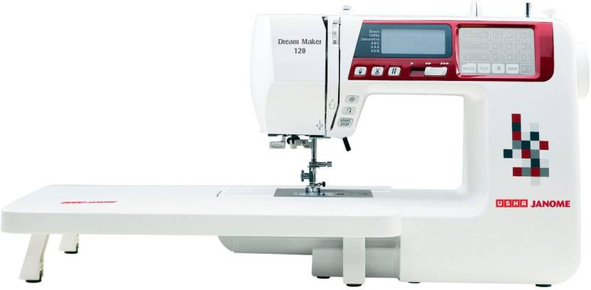 Usha Dream Maker 40 Computerised Sewing Machine Price In India Magnificent Home Sewing Machine Price