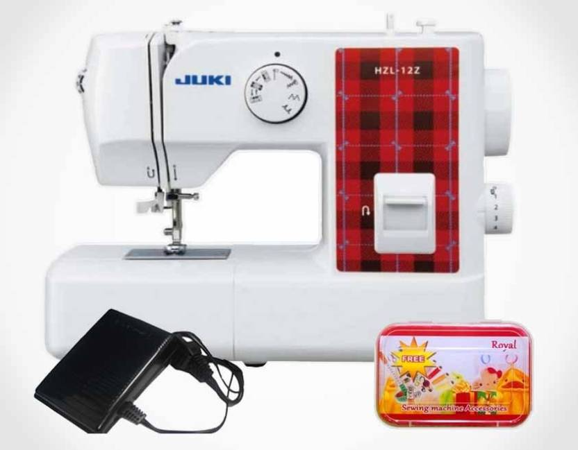 Juki HZL40Z Embroidery Sewing Machine Price In India Buy Juki HZL Custom Sewing Machine Price Flipkart