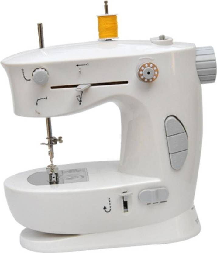 Shopper40 New Double Thread Speed FHSM40 DTHESEWM Electric Delectable Sewing Machine Threads Online India