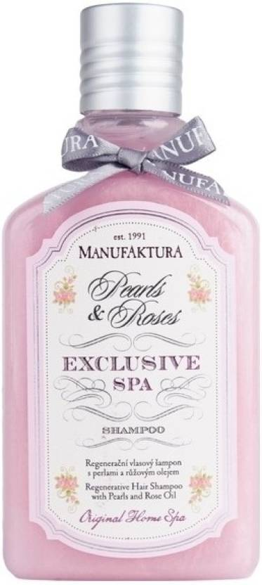 Manufaktura Pearls & Roses Exclusive Spa Shampoo