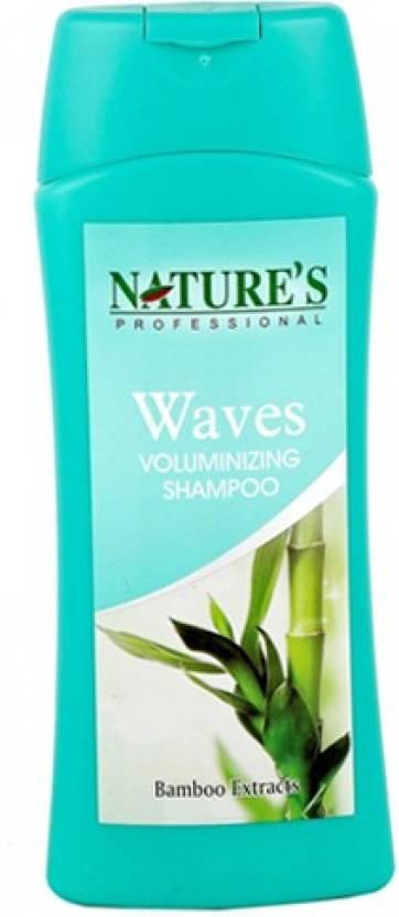 Nature Waves Volumizing Shampoo Price In India Buy Nature