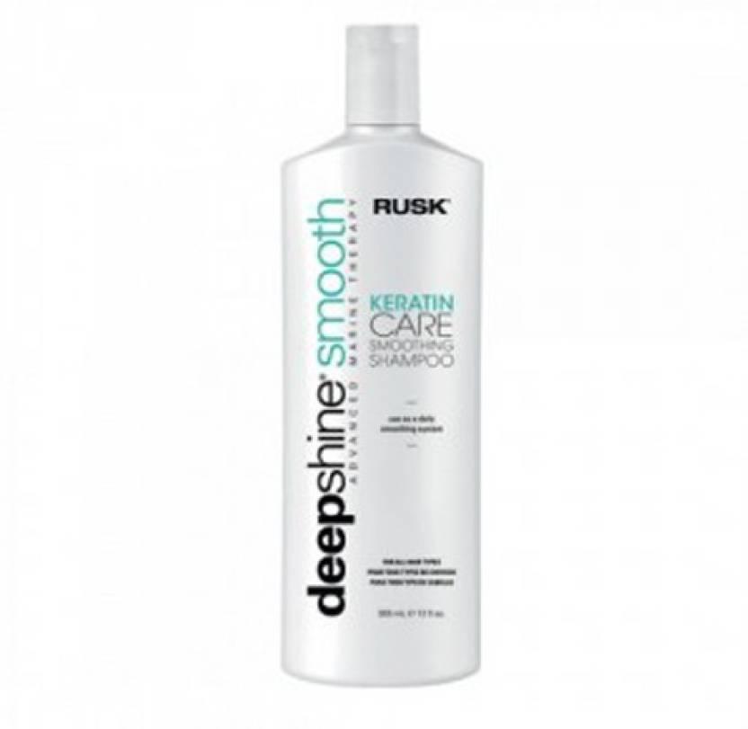 Rusk Deepshine Smooth Keratin Care Smoothing Shampoo Price In