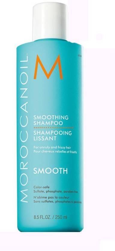 Moroccanoil Smooth Shampoo - Price in India, Buy Moroccanoil