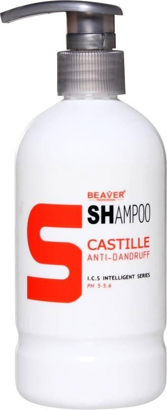 Beaver Castille Anti-Dandruff Hair Shampoo