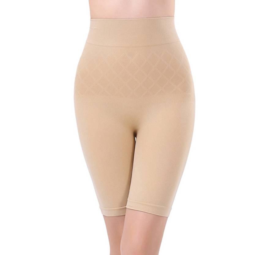 1ef8d2b253 PrettyCat Women s Shapewear - Buy Beige PrettyCat Women s Shapewear Online  at Best Prices in India
