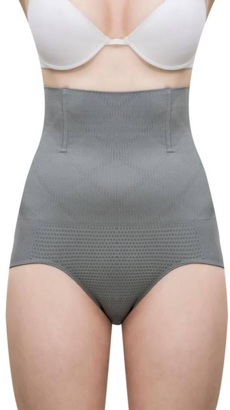 f7ebf94ea1f Laceandme Magic Wire No Rolling Down Tummy Tucker Women s Shapewear - Buy  Grey Laceandme Magic Wire No Rolling Down Tummy Tucker Women s Shapewear  Online at ...
