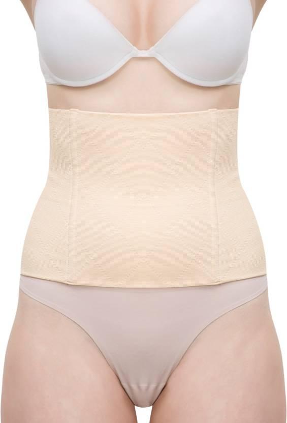 683d94858a0bd Laceandme Magic Wire Tummy Control Waist Cincher Corset Women s Shapewear -  Buy Beige Laceandme Magic Wire Tummy Control Waist Cincher Corset Women s  ...