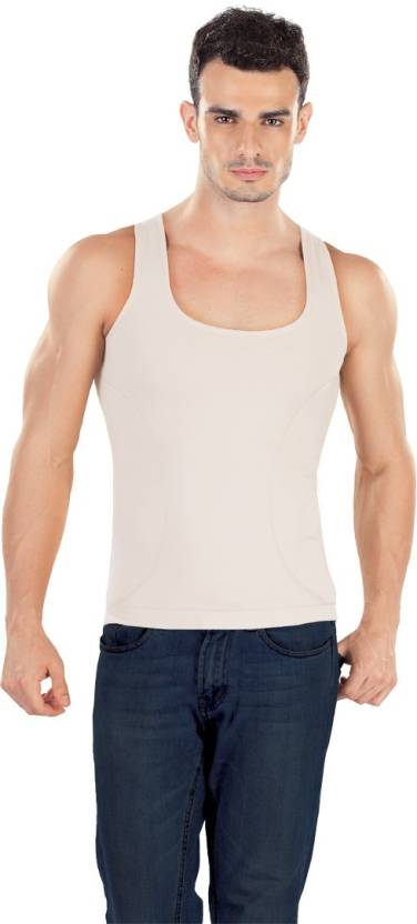 886bd49b09 Dermawear Men s Shapewear - Buy Cream Dermawear Men s Shapewear ...