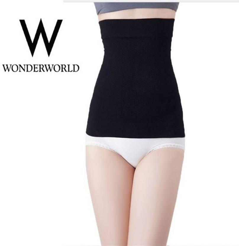 cc38770317f Wonder World Women s Shapewear - Buy Black Wonder World Women s Shapewear  Online at Best Prices in India