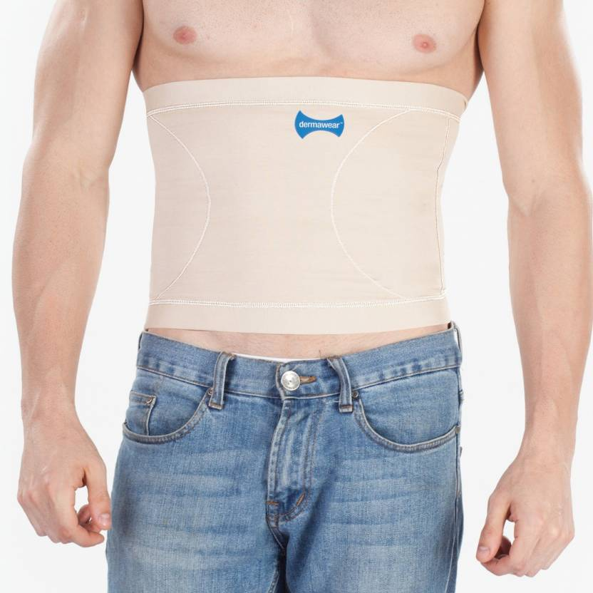 cb96c757ed Dermawear Men s Shapewear - Buy Cream Dermawear Men s Shapewear Online at  Best Prices in India