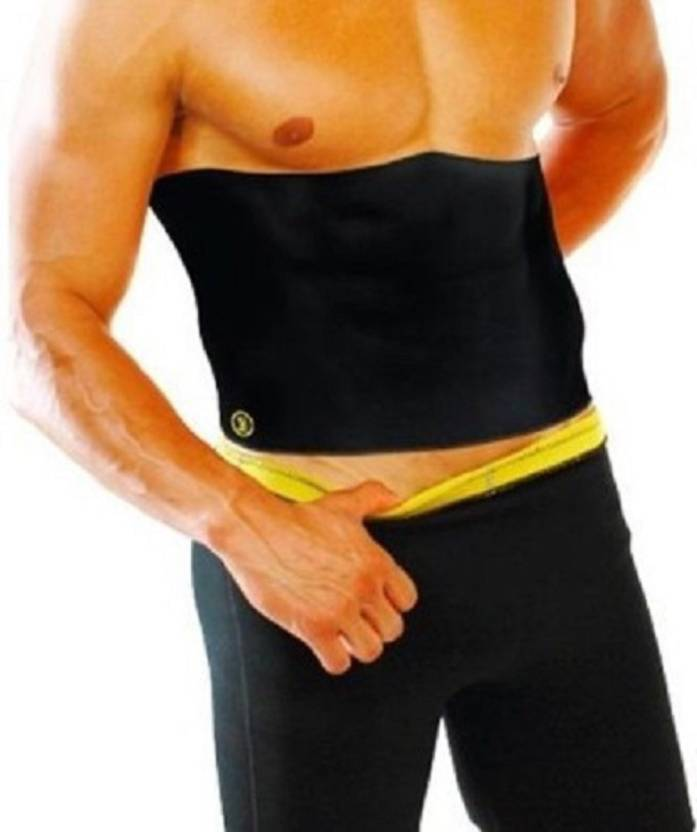9d84c33952619 Tuzech Men s Shapewear - Buy Black Tuzech Men s Shapewear Online at Best  Prices in India
