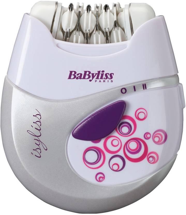 Babyliss G380E Isyliss Epilator For Women