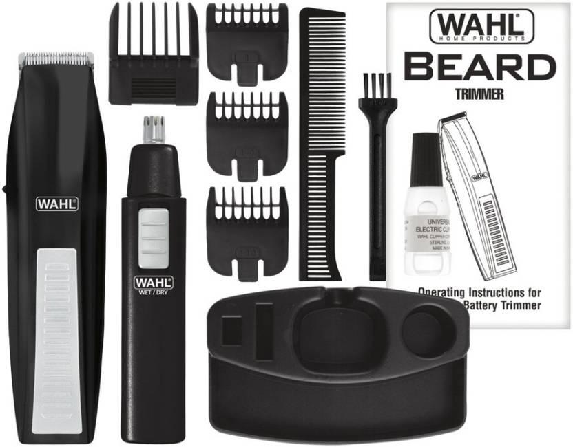 Wahl 5537-1801 Grooming Kit, Trimmer For Men