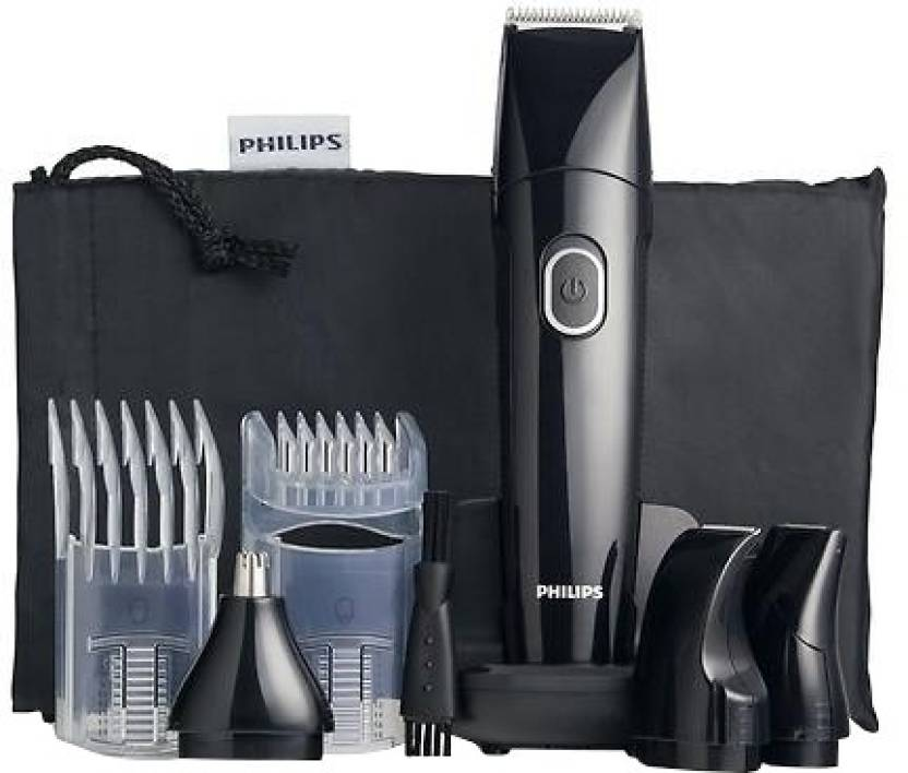 Philips QG3250 Mens Grooming Kit 7 in 1 Grooming Kit For Men