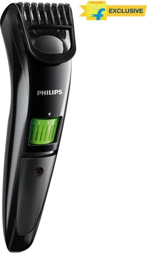 philips usb charging beard qt3310 15 trimmer for men black mrp1595 flipkart hotdeals. Black Bedroom Furniture Sets. Home Design Ideas