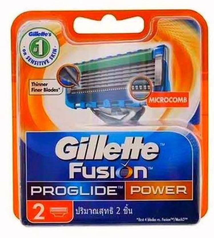 Gillette fusion proglide power - Price in India, Buy Gillette fusion proglide power Online In ...