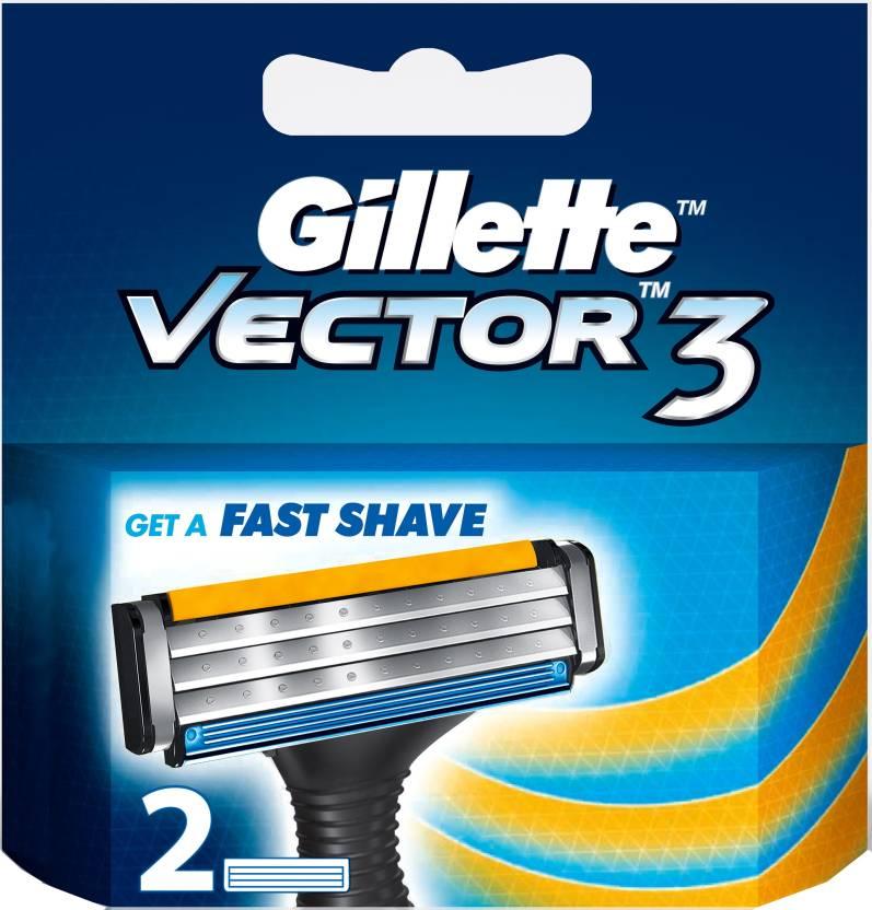 Gillette Vector 3