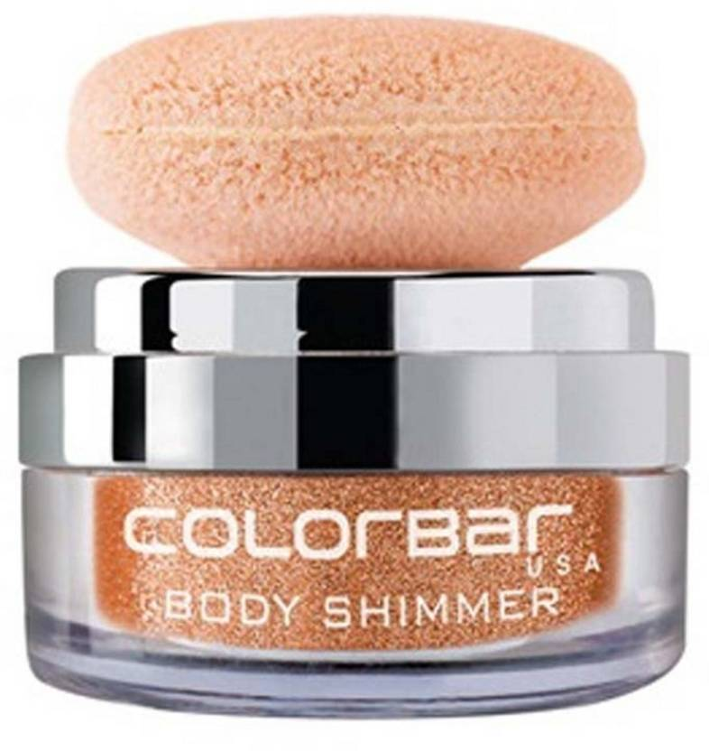 colorbar body shimmer price in india buy colorbar body