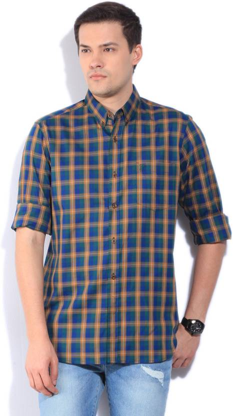 18b58224 French Connection Men s Checkered Casual Multicolor Shirt Best Price in  India | French Connection Men s Checkered Casual Multicolor Shirt Compare  Price List ...