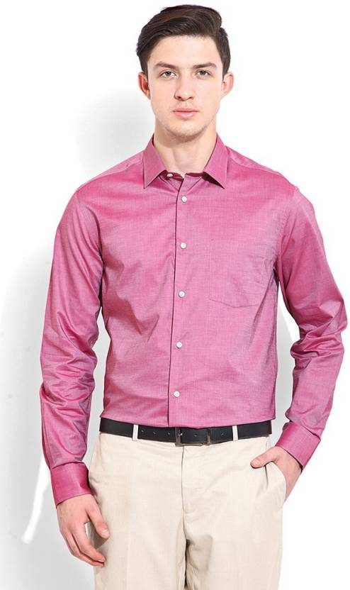 250f2d20859 Blackberrys Men s Solid Formal Red Shirt - Buy RED Blackberrys Men s Solid  Formal Red Shirt Online at Best Prices in India