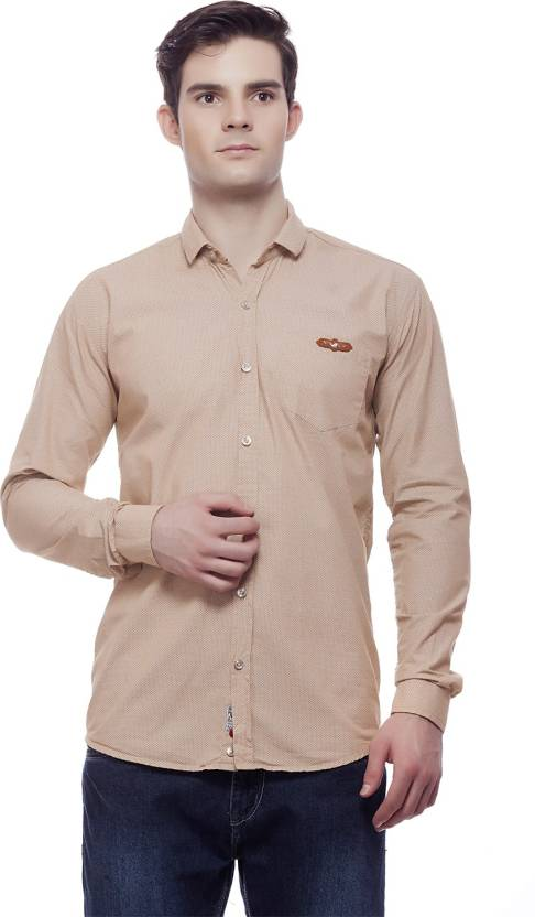 c98d2da14410 jimmy and jordan Men s Solid Casual Shirt - Buy beige jimmy and jordan  Men s Solid Casual Shirt Online at Best Prices in India