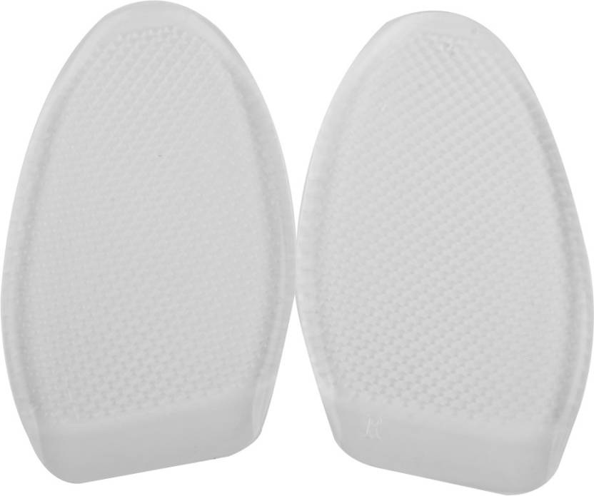 Footful Forefoot Cushion Half Anti-Slip Massage Silicone, Gel 3/4 length Orthotic
